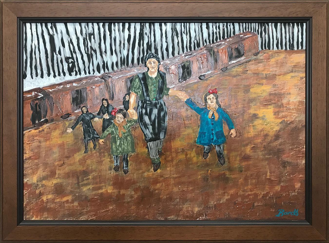 Nagy Bandó András: Bergen-Belsen-i felszabadulás