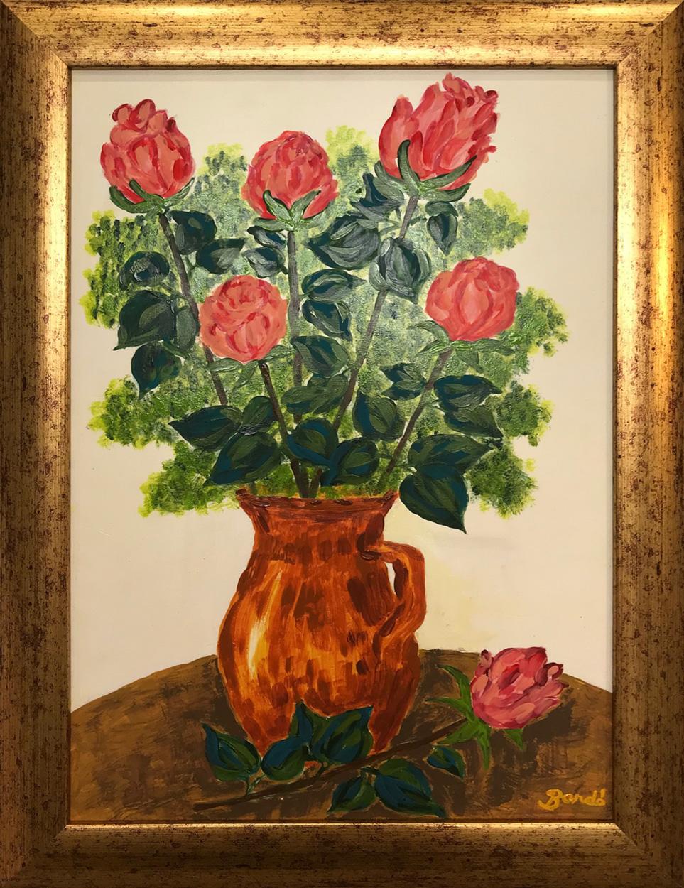 Nagy Bandó András: Rám hat a rózsa