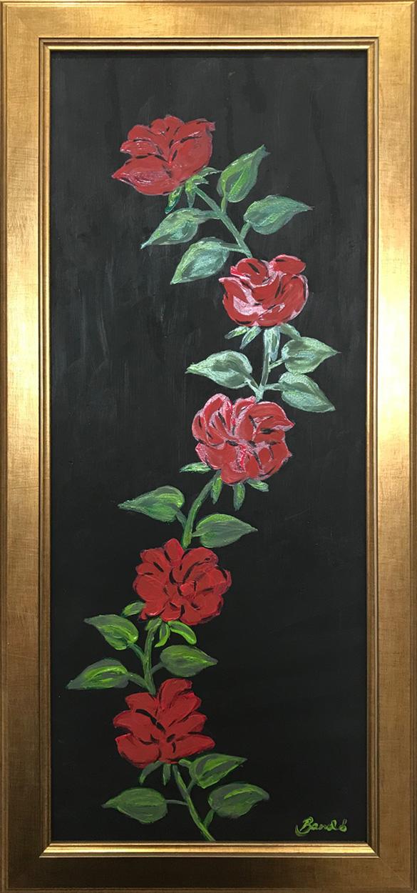 Nagy Bandó András: Rózsakígyó