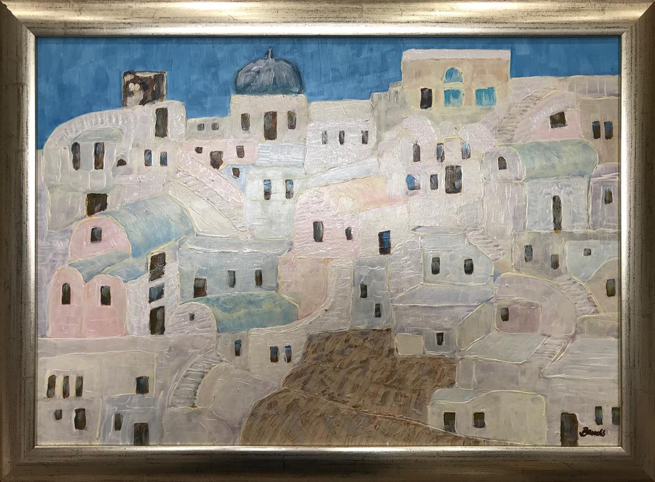 Nagy Bandó András: Santorini