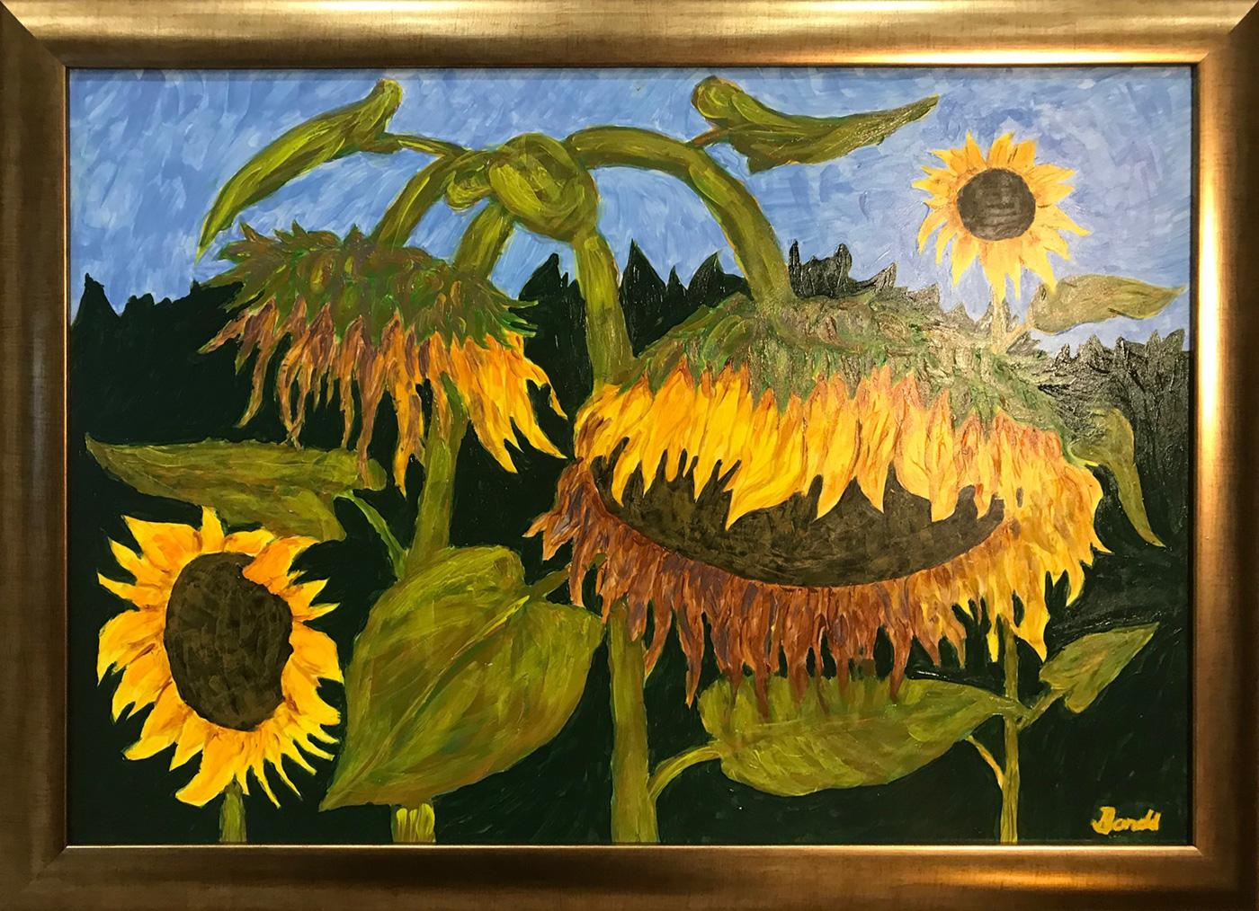 Nagy Bandó András: Volt Gogh